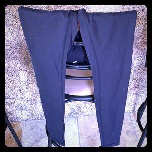 Long black lululemon leggings